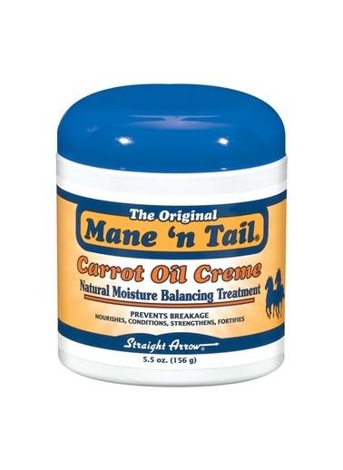 Mane'N Tail Mane'n Tail Havuç Yağı Özlü Nemlendirici ve Besleyici Saç Bakım Kremi Renksiz